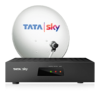 tata sky hd new connection price